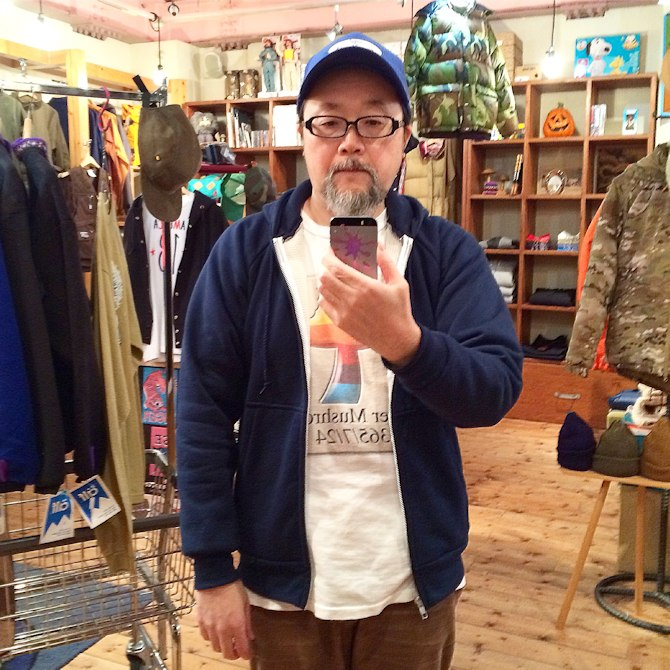 CAMBER CHILL BUSTER ZIP HOODIE XS FARMHOUSE京都