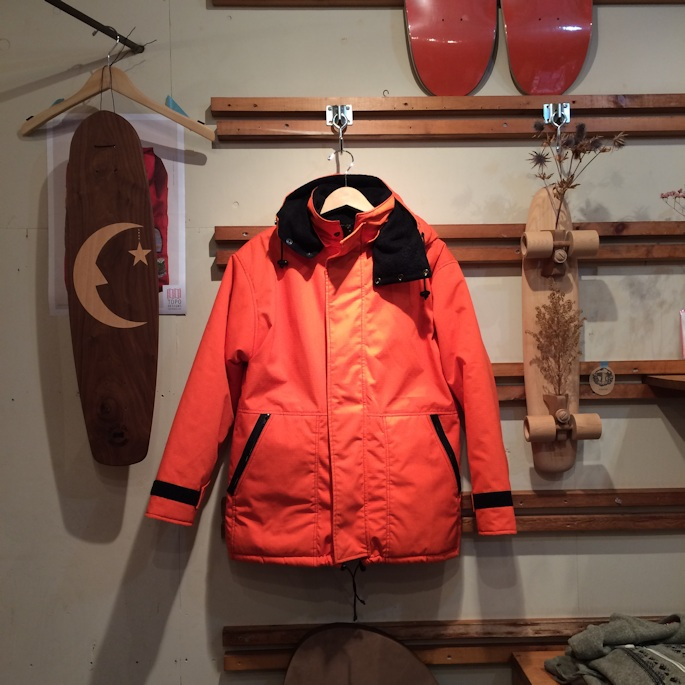 FARMHOUSE別注 FORTIS FIELD JACKET
