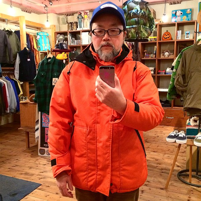 FORTIS FIELD JACKET FARMHOUSE別注
