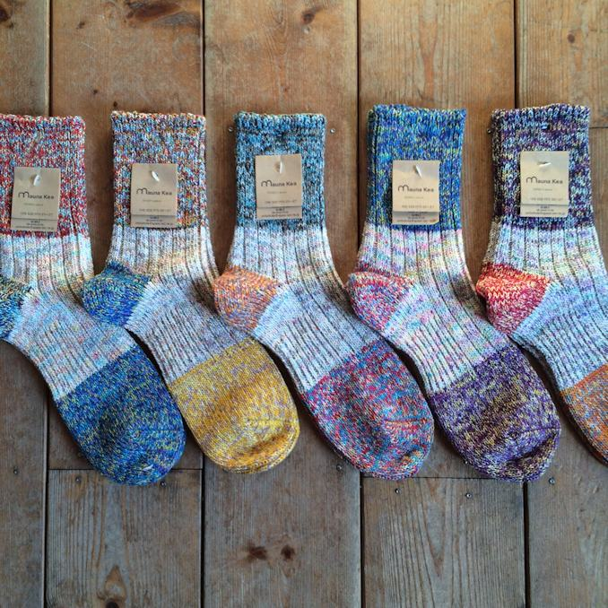 MAUNA KEA SOCKS FARMHOUSE京都