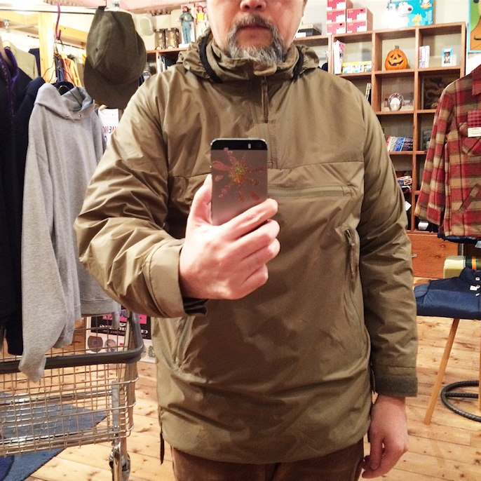 DEAD STOCK UK ARMY PCS THERMAL SMOCK FARMHOUSE京都