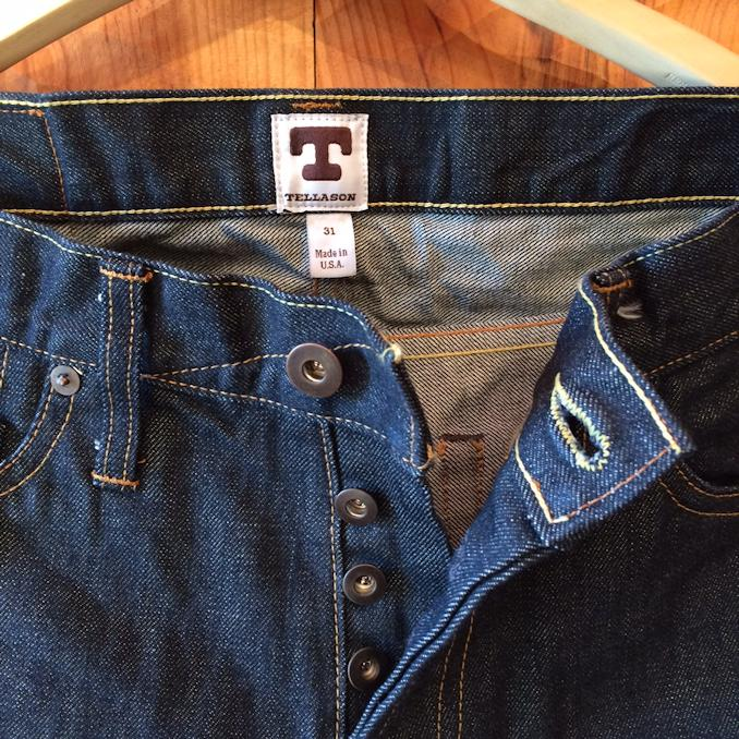 TELLASON SLIM TAPERED 12.5oz
