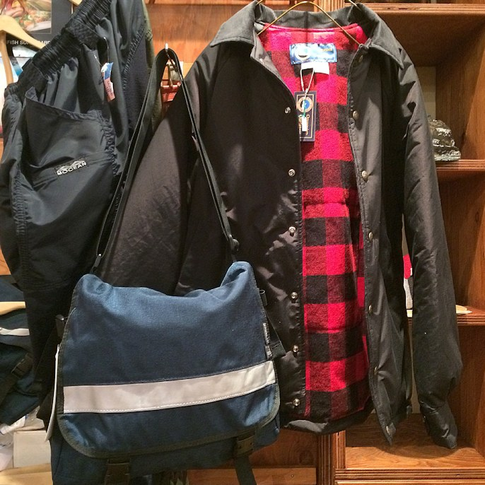 OREGONIAN OUTFITTERS CASCADE COAT MADE IN USA FARMHOUSE京都