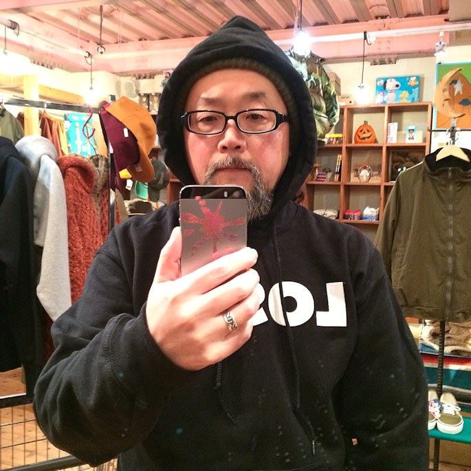 SUB POP LOSER HOODIE FARMHOUSE京都