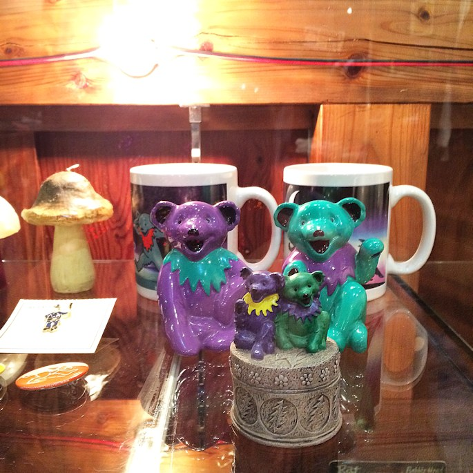 GRATEFUL DEAD JEWELRY BOX SALT&PEPPER MUG CUP FARMHOUSE京都
