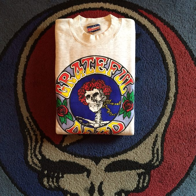 DEAD STOCK GRATEFUL DEAD SKULL&ROSE SWEAT FARMHOUSE京都