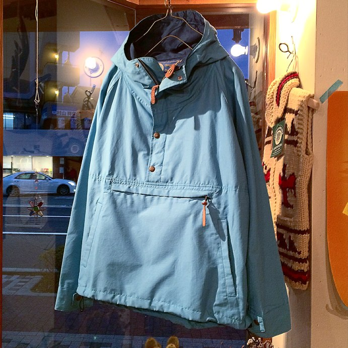 OREGONIAN OUTFITTERS MT HOOD PULLOVER2 MADE IN USA FARMHOUSE京都