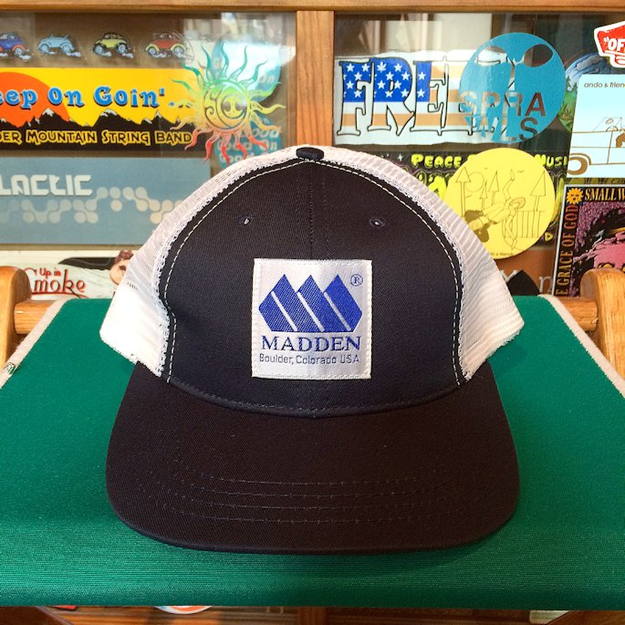 MADDEN MESH CAP MADE IN USA FARMHOUSE京都
