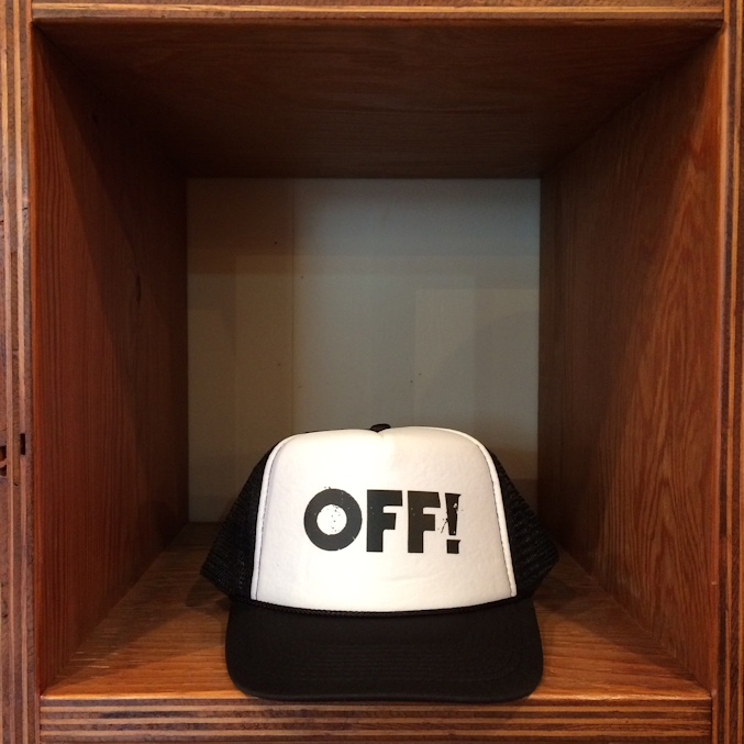 OFF! MESH CAP FARMHOUSE京都