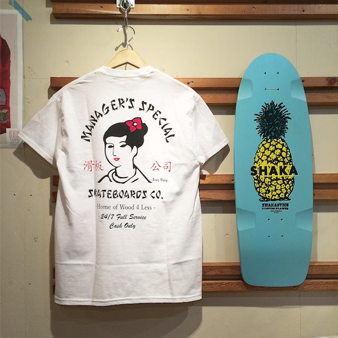 MANAGERS SPECIAL SUZY WONG TEE FARMHOUSE京都