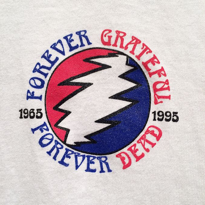 DEAD STOCK GRATEFUL DEAD MADE IN USA FARMHOUSE京都