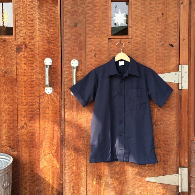 UNION LINE CAMP SHIRTS MADE IN USA FARMHOUSE京都