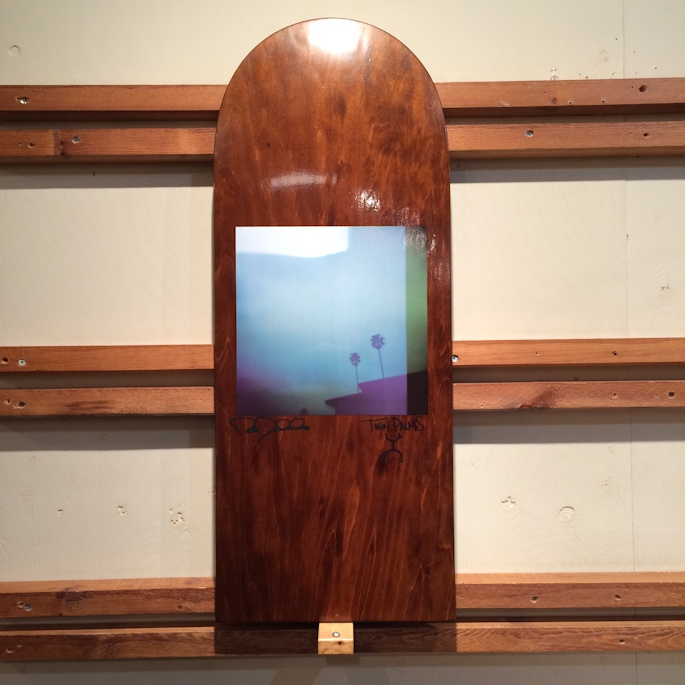 ROB MACHADO SURFBOARDS MINI BELLY BOARD TWIN PALMS FARMHOUSE京都