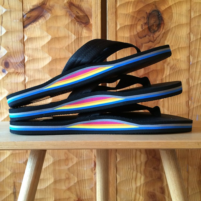 RAINBOW SANDAL CLASSIC RUBBER FARMHOUSE京都