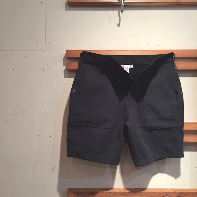 TOPO DESIGNS WORK SHORTS MADE IN USA 通販 FARMHOUSE京都