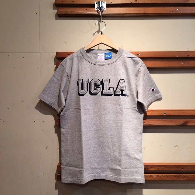 CHAMPION T1011 UCLA TEE MADE IN USA 通販 FARMHOUSE京都
