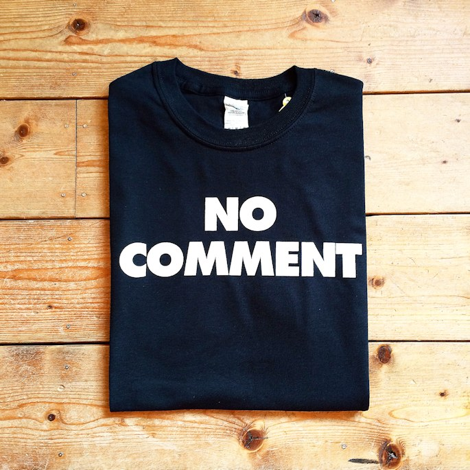 SUB POP NO COMMENT TEE FARMHOUSE京都