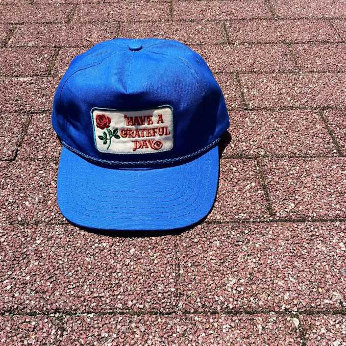 GOWEAT HAVE A GRATEFUL DAY CAP MADE IN USA FARMHOUSE京都