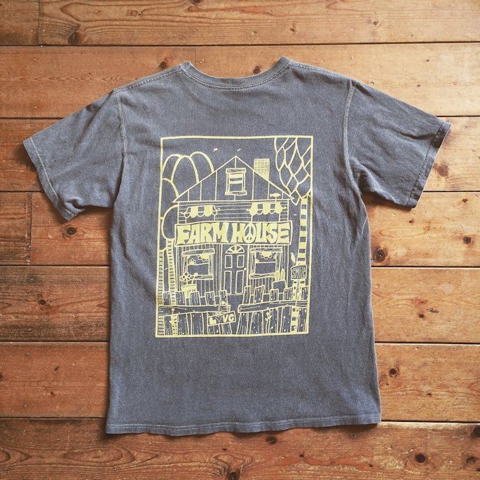ANDY DAVIS FARMHOUSE ORIGINAL POCKET TEE FARMHOUSE京都