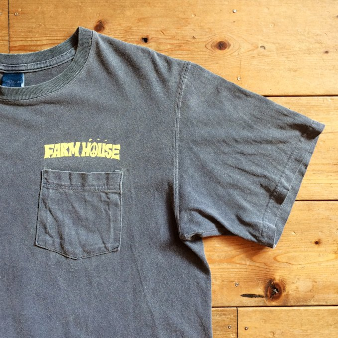 ANDY DAVIS FARHOUSE ORIGINAL POCKET TEE FARMHOUSE京都