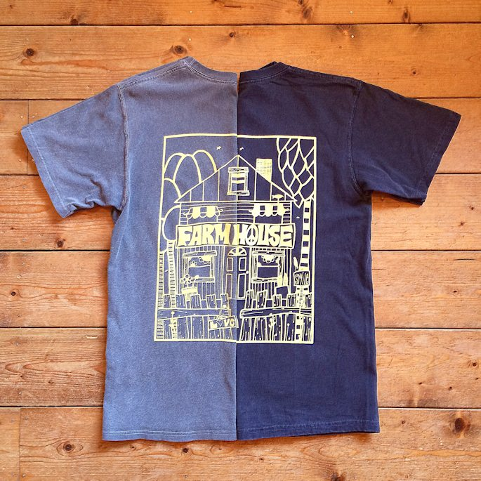 FARMHOUSE ORIGINAL GOOD ON POCKET TEE ANDY DAVIS