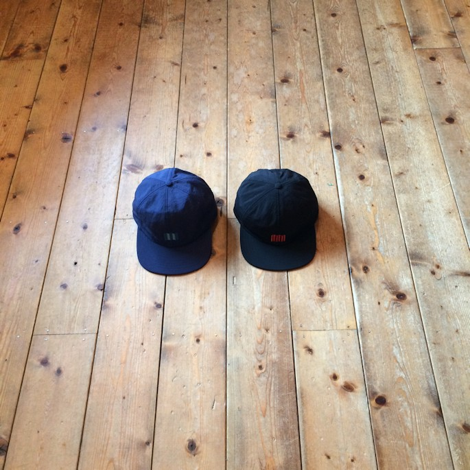 TOPO DESIGNS EMBROIDERED NYLON BALL CAP 取扱店 FARMHOUSE京都