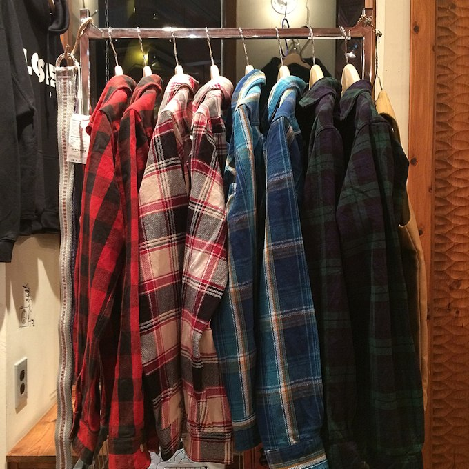 2018 CAMCO FLANNEL SHIRTS  取扱店 FARMHOUSE京都