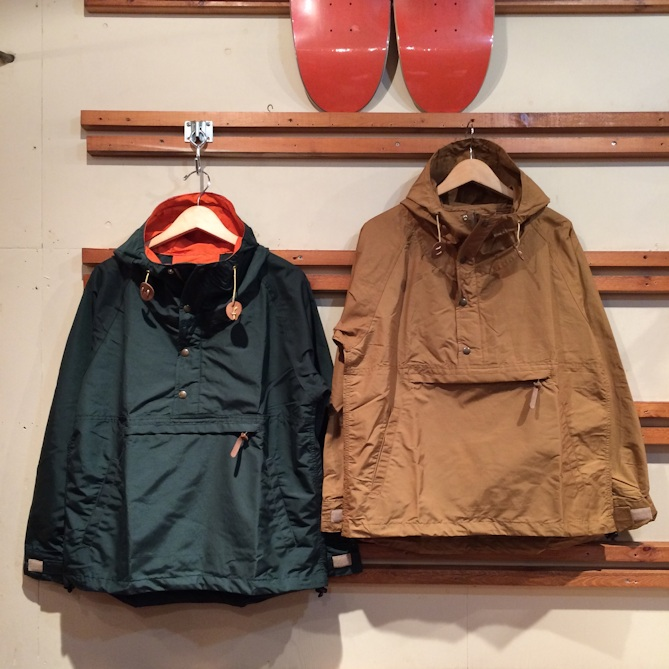 OREGONIAN OUTFITTERS MT HOOD PULLOVER2 取扱店 FARMHOUSE京都