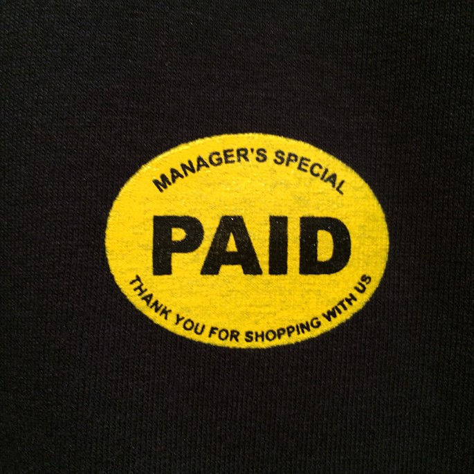 MANAGERS SPECIAL PAID TEE 取扱店 FARMHOUSE京都