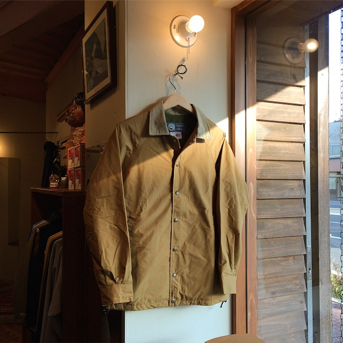 OREGONIAN OUTFITTERS CASCADE COAT 取扱店 FARMHOUSE京都