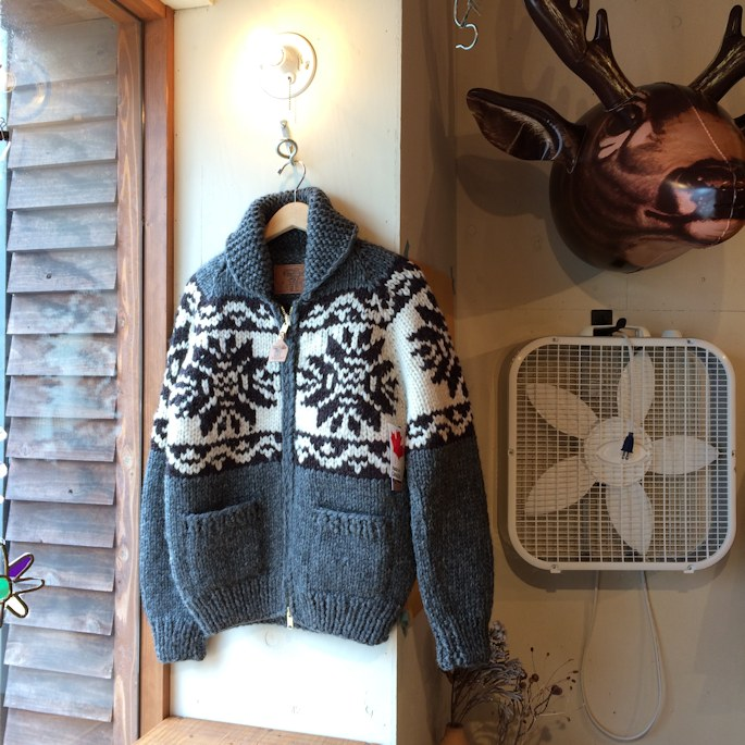 KANATA COWCHAN SWEATER FARMHOUSE京都