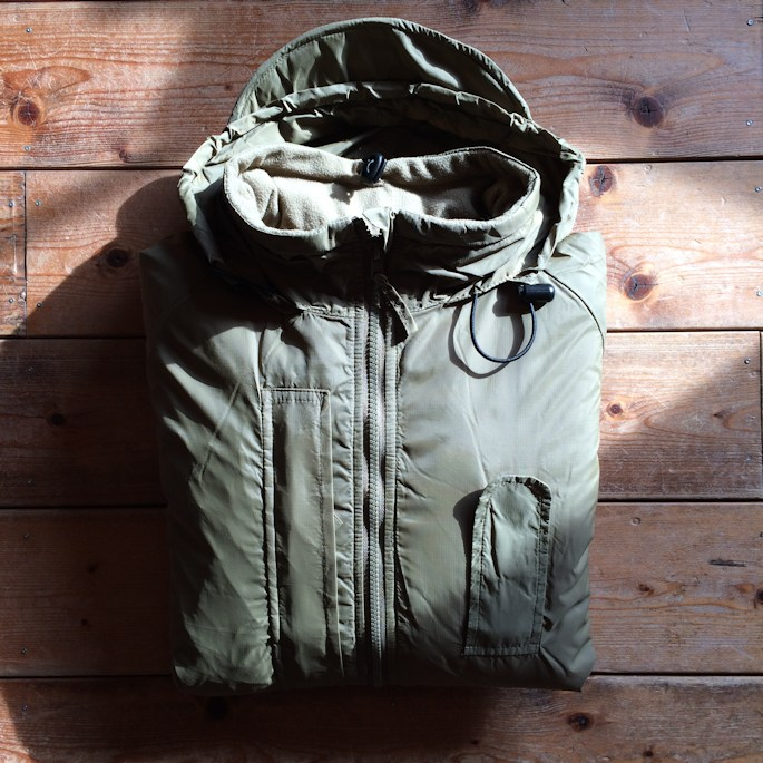 UK ARMY PCS THERMAL JACKET FARMHOUSE京都