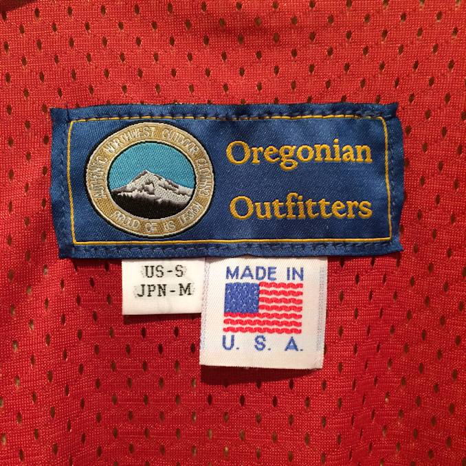 別注 OREGONIAN OUTFITTERS TILLAMOOK FLEECE JACKET FARMHOUSE京都