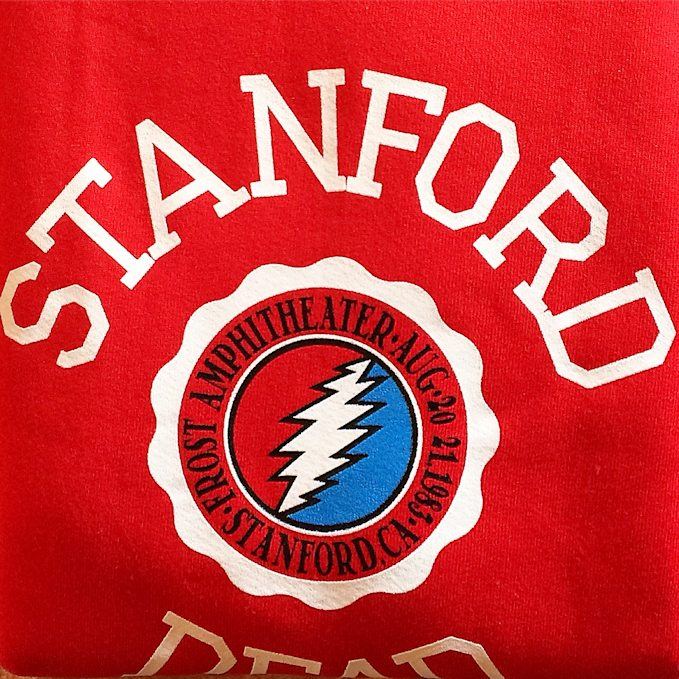 DEAD STOCK GRATEFUL DEAD STANFORD DEAD SWEAT FARMHOUSE京都
