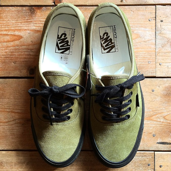 VANS ANAHEIM FACTRY  AUTHENTIC 44DX FARMHOUSE京都