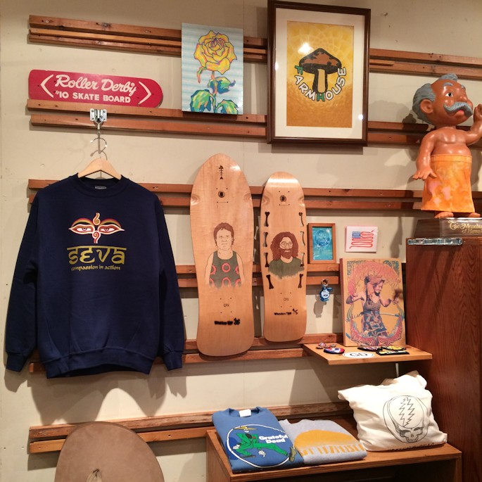 COFFEE SURF SKATE DECK 取扱店 FARMHOUSE京都