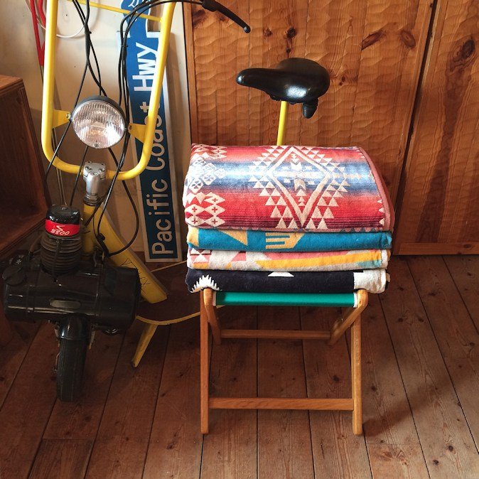 PENDLETON COTTON  BIG BLANKET FARMHOUSE京都