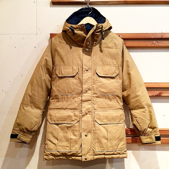 CRESCENT DOWN WORKS MONTAGE PARKA FARMHOUSE京都