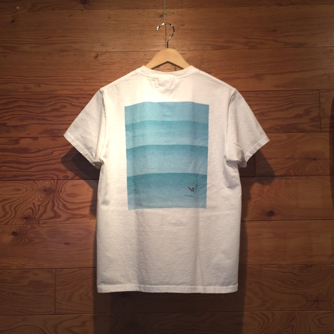 GOOD WEARxJONAS CLAESSON WEEKDAY POCKET TEE 通販 FARMHOUSE京都