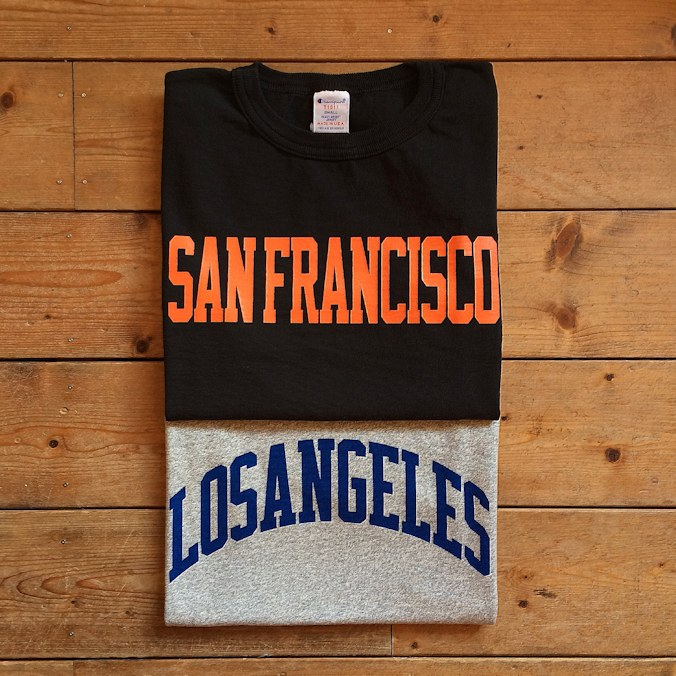 CHAMPION 1011 SANFRANCISCO MADE IN USA 通販 FARMHOUSE京都