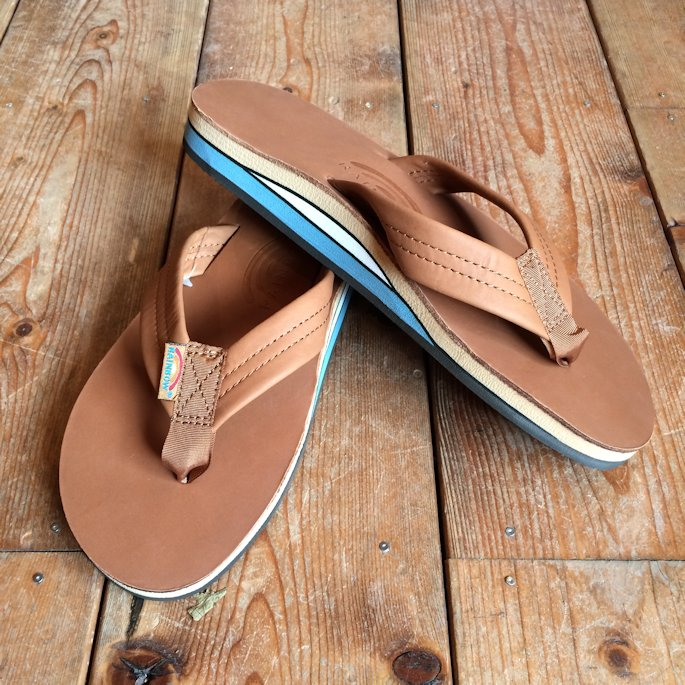 RAINBOW SANDALS CLASSIC LEATHER DOUBLE LAYER 通販 FARMHOUSE京都