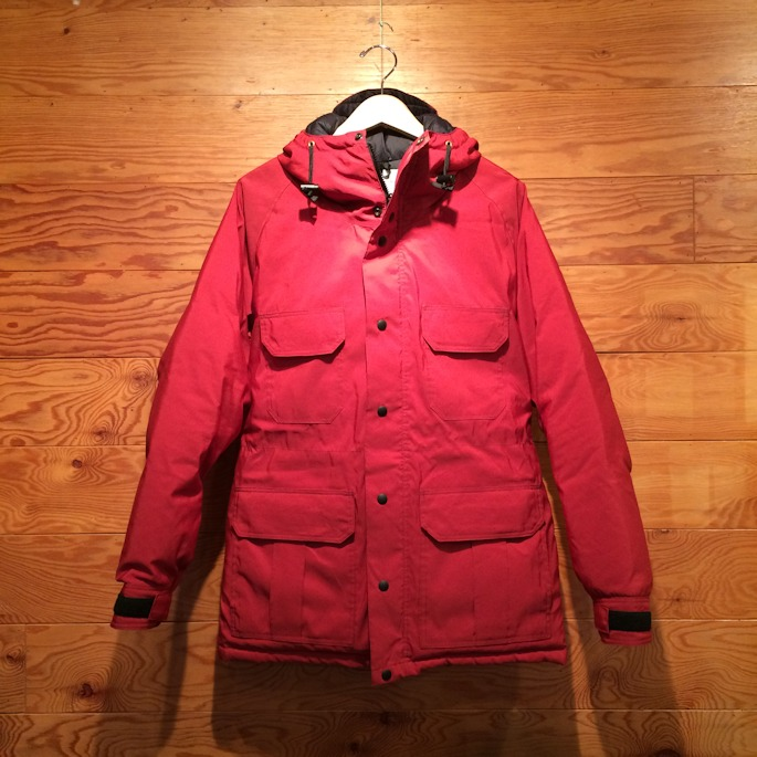 CRESCEN DOWN WORKS MONTAGNE PARKA FARMHOUSE京都