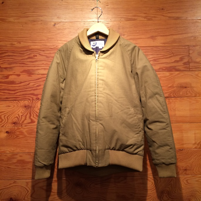 CRESCENT DOWN WORKS BOMBER JACKET FARMHOUSE京都