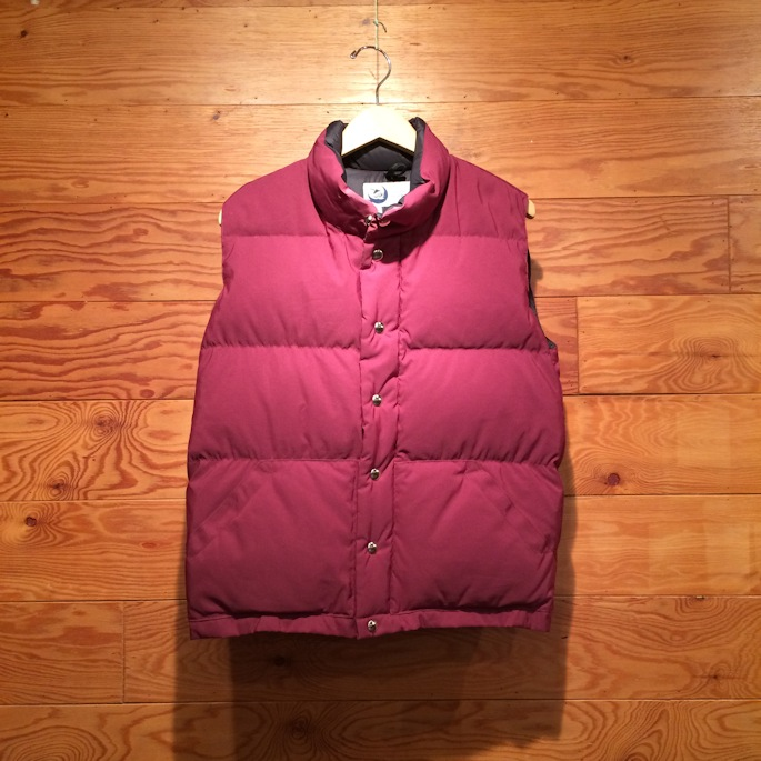CRESCENT DOWN WORKS SEATTLE VEST FARMHOUSE京都