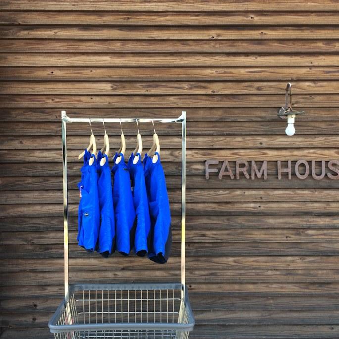 FARMHOUSE別注 MOCEAN VELOCITY SHORTS