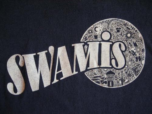 FARMHOUSE別注 SWAMIS GOOD ON POCKET TEE MADE IN USA