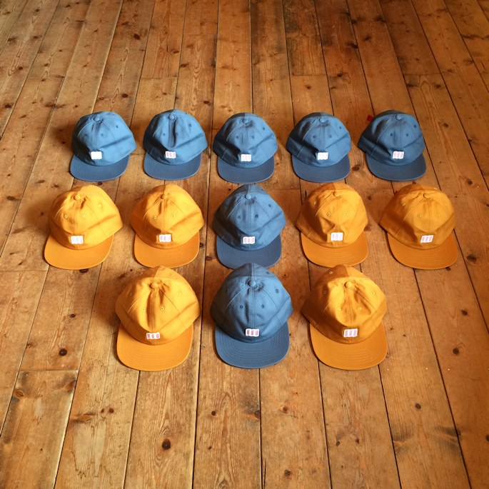 TOPO DESIGNS MINI MAP HAT MADE IN USA FARMHOUSE京都
