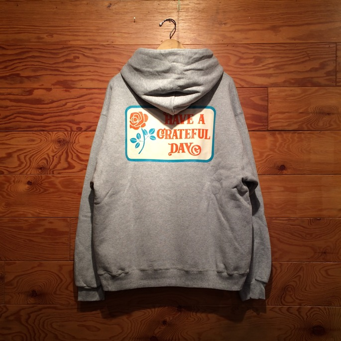 GOWEST HAVE A GRATEFUL DAY HOODIE 取扱店 FARMHOUSE京都