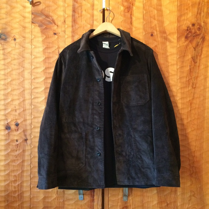 LE LABOUREUR CORDUROY WORK JACKET 取扱店 FARMHOUSE京都