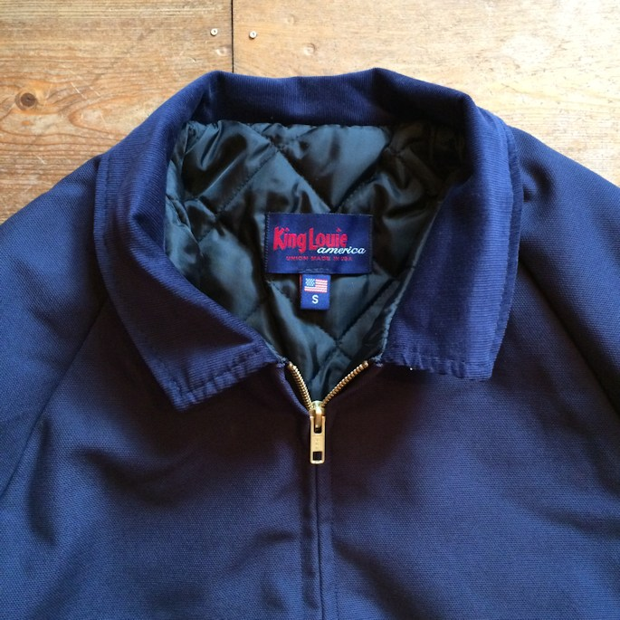 KING LOUIE DUCK WORK JACKET MADE IN USA 取扱店 FARMHOUSE京都